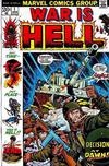 Cover for War Is Hell (Marvel, 1973 series) #1