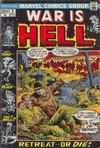 Cover for War Is Hell (Marvel, 1973 series) #3