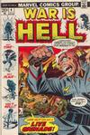 Cover for War Is Hell (Marvel, 1973 series) #4