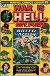 Cover for War Is Hell (Marvel, 1973 series) #8