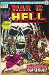 Cover for War Is Hell (Marvel, 1973 series) #12
