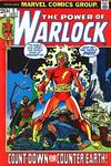 Cover for Warlock (Marvel, 1972 series) #2