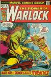 Cover Thumbnail for Warlock (1972 series) #4 [Regular Edition]