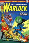 Cover for Warlock (Marvel, 1972 series) #5
