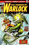 Cover for Warlock (Marvel, 1972 series) #8