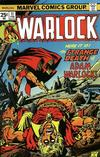 Cover for Warlock (Marvel, 1972 series) #11