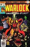 Cover Thumbnail for Warlock (1972 series) #15
