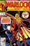 Cover for Warlock and the Infinity Watch (Marvel, 1992 series) #1 [Direct]