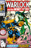 Cover for Warlock and the Infinity Watch (Marvel, 1992 series) #8