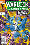 Cover for Warlock and the Infinity Watch (Marvel, 1992 series) #10