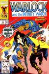Cover for Warlock and the Infinity Watch (Marvel, 1992 series) #14 [Direct]