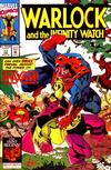 Cover for Warlock and the Infinity Watch (Marvel, 1992 series) #17