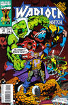 Cover for Warlock and the Infinity Watch (Marvel, 1992 series) #19