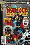 Cover for Warlock and the Infinity Watch (Marvel, 1992 series) #23