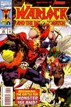 Cover for Warlock and the Infinity Watch (Marvel, 1992 series) #26