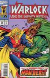 Cover for Warlock and the Infinity Watch (Marvel, 1992 series) #28