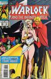 Cover for Warlock and the Infinity Watch (Marvel, 1992 series) #29