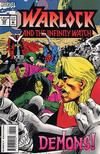 Cover for Warlock and the Infinity Watch (Marvel, 1992 series) #30