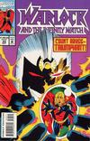 Cover for Warlock and the Infinity Watch (Marvel, 1992 series) #33