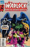 Cover for Warlock and the Infinity Watch (Marvel, 1992 series) #34