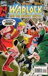 Cover for Warlock and the Infinity Watch (Marvel, 1992 series) #35