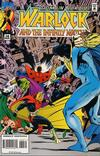 Cover for Warlock and the Infinity Watch (Marvel, 1992 series) #38