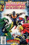 Cover for Warlock and the Infinity Watch (Marvel, 1992 series) #39