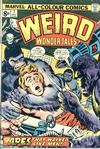 Cover Thumbnail for Weird Wonder Tales (1973 series) #7 [British pence variant]