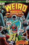 Cover for Weird Wonder Tales (Marvel, 1973 series) #11