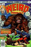 Cover for Weird Wonder Tales (Marvel, 1973 series) #21