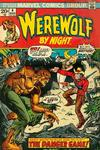Cover for Werewolf by Night (Marvel, 1972 series) #4