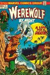 Cover for Werewolf by Night (Marvel, 1972 series) #5