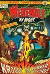 Cover for Werewolf by Night (Marvel, 1972 series) #8