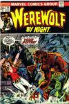 Cover for Werewolf by Night (Marvel, 1972 series) #10