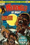 Cover for Werewolf by Night (Marvel, 1972 series) #11