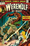 Cover for Werewolf by Night (Marvel, 1972 series) #13