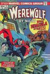 Cover for Werewolf by Night (Marvel, 1972 series) #15