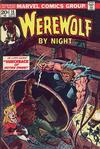 Cover for Werewolf by Night (Marvel, 1972 series) #16