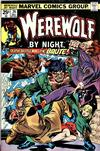 Cover for Werewolf by Night (Marvel, 1972 series) #24