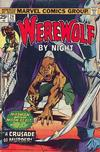 Cover for Werewolf by Night (Marvel, 1972 series) #26