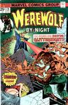 Cover for Werewolf by Night (Marvel, 1972 series) #28