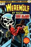 Cover for Werewolf by Night (Marvel, 1972 series) #30