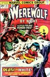 Cover for Werewolf by Night (Marvel, 1972 series) #31