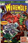 Cover for Werewolf by Night (Marvel, 1972 series) #34