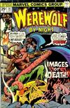 Cover for Werewolf by Night (Marvel, 1972 series) #36