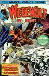 Cover for Werewolf by Night (Marvel, 1972 series) #37