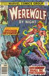 Cover for Werewolf by Night (Marvel, 1972 series) #41