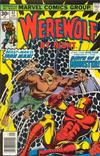 Cover for Werewolf by Night (Marvel, 1972 series) #42
