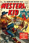 Cover for Western Kid (Marvel, 1954 series) #4