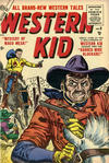 Cover for Western Kid (Marvel, 1954 series) #6
